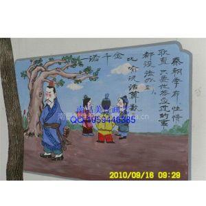供应江西九江 宜春 南昌 新余 萍乡墙体广告彩绘手绘