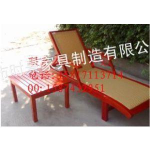 供应海边时尚躺椅,木制沙滩椅,实木沙滩椅价格