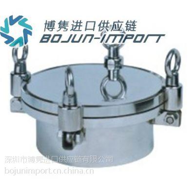 供应美国德国瑞士圆型产生器进口报关|代理|清关|流程|费用|手续博隽