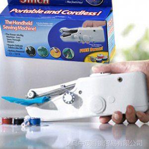 创意礼品 小型袖珍电动缝纫机 迷你缝纫机#YPHI-N90-6-84-P57