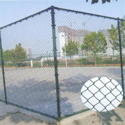 旺来小区围栏网 体育护栏网 操场护栏网