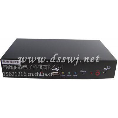 HDMI色差AV输入录像机