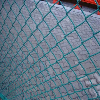 旺来勾花网用途 勾花网栏 学校体育场围网