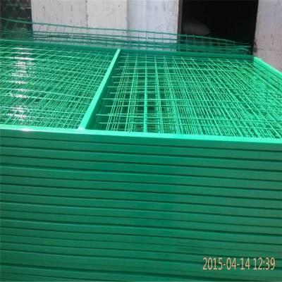 旺来铁丝网围栏多少钱一米 球场护栏网厂家 高速护栏