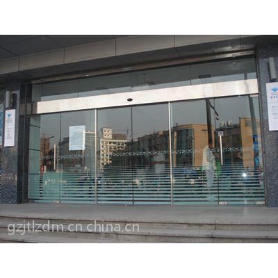 荔城安装多玛自动门,新塘玻璃门吊轮18027235186