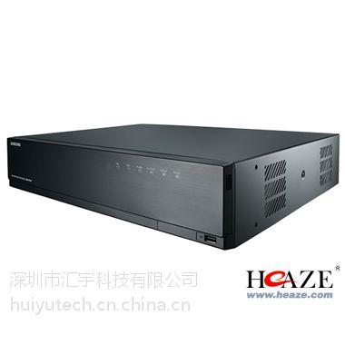 SRN-1673SP三星硬盘录像机 三星16路高清POE/POE+网络视频录像机