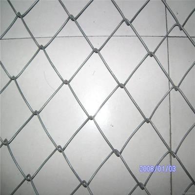 涂塑勾花网 包塑菱形网 旺来手工编织铁丝网