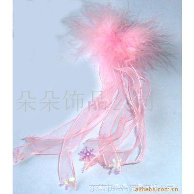 【厂家供应】供应头饰  花仙子头饰  新娘头饰  粉色头饰