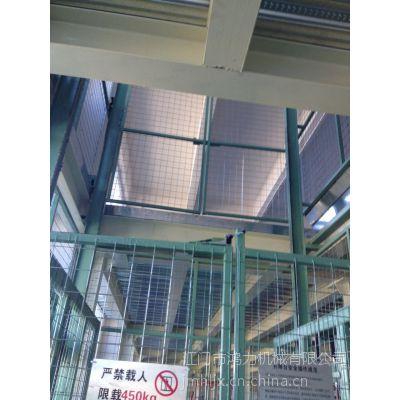 大沥乐从大良室内1至3楼导轨式升降机3吨定做 佛山液压升降台厂家批发