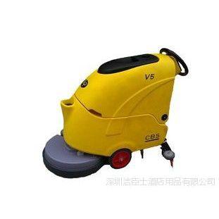 供应温州洗地快干机,JS500全自动洗地机,电瓶式洗地机
