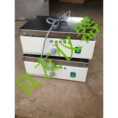 供应金坛凯时APP 99-8卧式大功率磁力搅拌器 磁力加热搅拌机