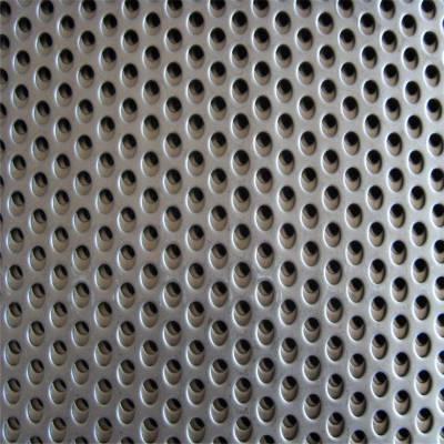 吊顶冲孔网 圆孔网罩 吸音板