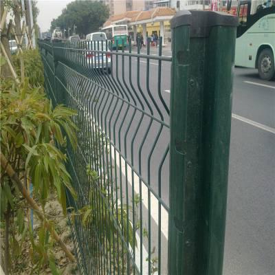 旺来铁路护栏网厂家 框架护栏网厂家 安全围栏
