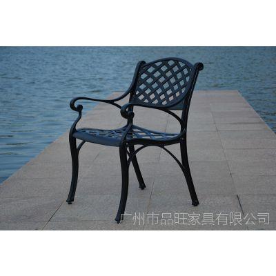南通市九发绿色休闲农庄户外铸铝桌椅