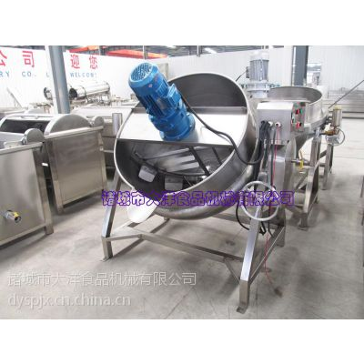 炒干果的机器,大洋牌JCG系列夹层炒锅