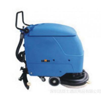 供应山东油漆地面洗地机,KNW510HB自动洗地机