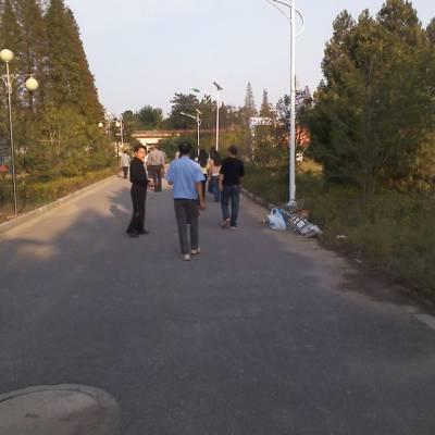 防城港7米太阳能路灯厂家