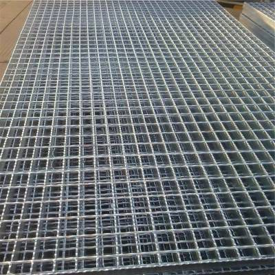 网格雨水篦子 雨水篦子质量 水沟盖板钢格板