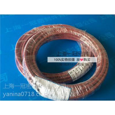 耐腐蚀包覆O型圈 FEP包覆硅胶橡胶圈 进口材料加工上海一冠生产批发