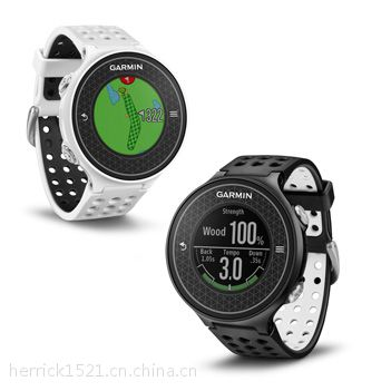 Garmin佳明S6高尔夫GPS电子球童黑白腕表2015新款全国招商中