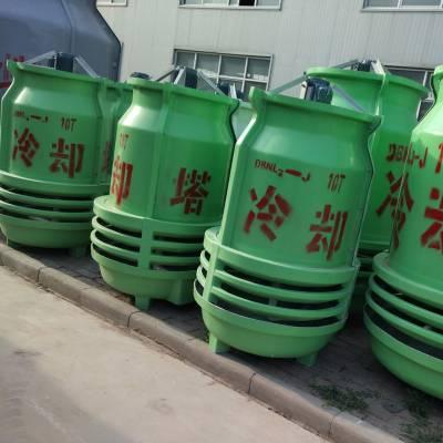 循环水泵安装高度 圆形逆流冷却塔质保几年 20吨水塔 河北华强