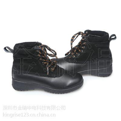 厂家批发保暖鞋金瑞福可充电加热鞋 自发热鞋