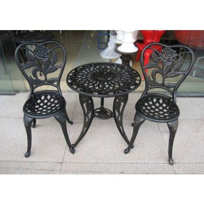 杭州双溪竹海漂流户外铸铝桌椅