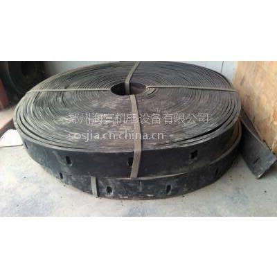 配料机漏斗输送带 挡边带 滚筒 辊轮 海富设备