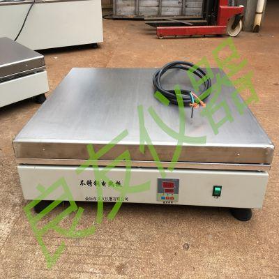供应金坛凯时APPDB-8A不锈钢电热板 数显不锈钢电热板 恒温加热工作台