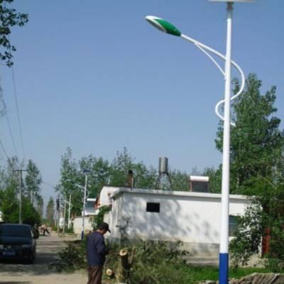 大连6米太阳能路灯厂家