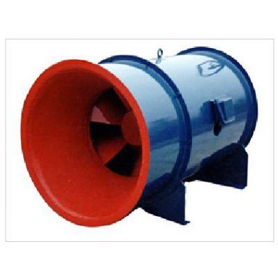 亚太PYHL-14A混流式消防高温排烟风机带消声 洛阳混流排烟风机