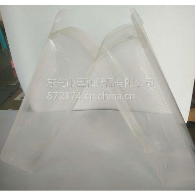 星和纸品供应广州天河PP材质的螺丝***折边吸塑盒