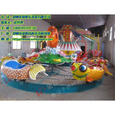 宏德游乐供应夏日戏水类儿童游乐设备鲤鱼跳龙门