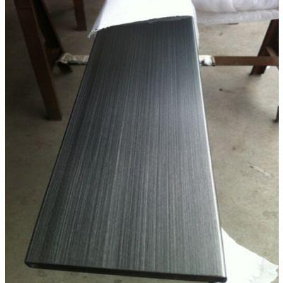 正宗国标拉丝方管规格,SUS201拉丝不锈钢方通