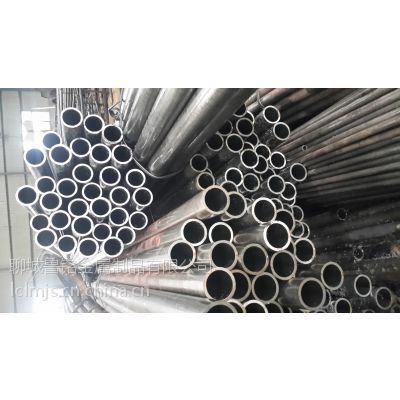 gcr15轴承管价格@山东冷轧精密轴承钢管生产厂家#¥现货销售小口径厚壁Gcr15钢管