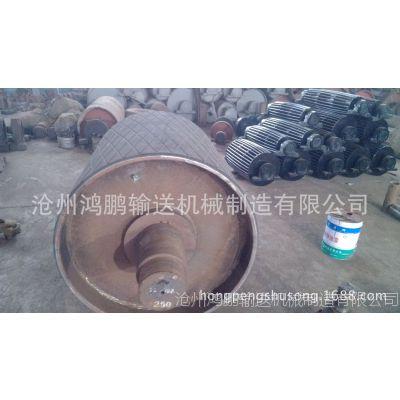 永磁滚筒 传动滚筒 耐磨陶瓷滚筒 改向滚筒  沧州鸿鹏专业生产