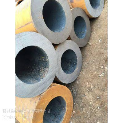 山东聊城厚壁无缝钢管厂家¥大型切割、加工钢管%大口径厚壁无缝管价格、零售