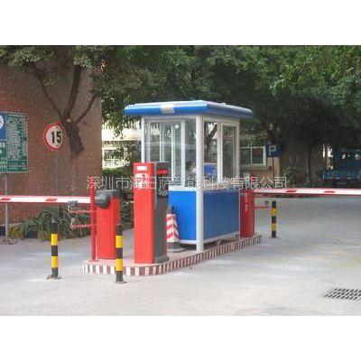 供应停车场一进一出 IC/ID 智能停车场系统 ,停车场收费管理系