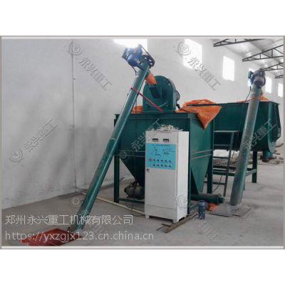 郑州猪饲料加工粉碎拌料机设备价格