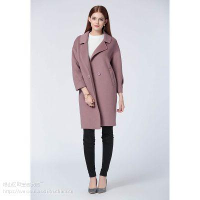 ***款2018呢子大衣出货 价格优惠 量大实体看货欢迎新老顾客光临