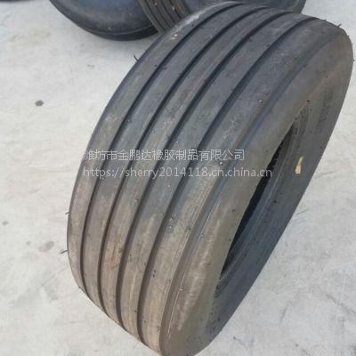 金鹏达12.5L-15农机具轮胎 收割机农业机械轮胎 I-1花纹