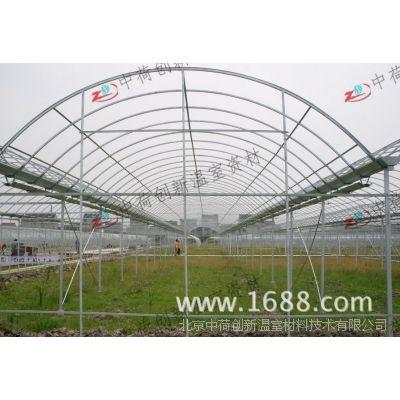 温室大棚材料 提供设计咨询 全部设备供应 热镀锌配件供应