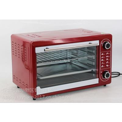 厂家直销OEM多功能家用商用烘焙电烤箱电烤炉