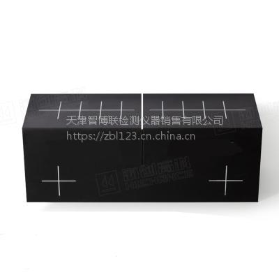 裂缝宽度测试仪标准试块丨裂缝深度测试仪标准试块丨天津智博联