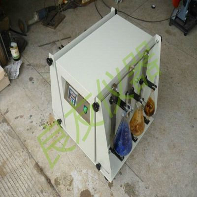 供应金坛凯时APPRS-2分液漏斗调速振荡器 分液漏斗摇床 定时范围1-9999分