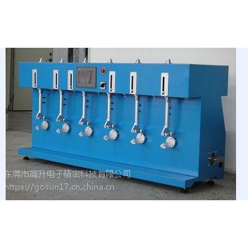 供应广东DELTA工业机器人柔性电缆弯曲试验机(工业机器人高柔性电缆弯曲试验机)