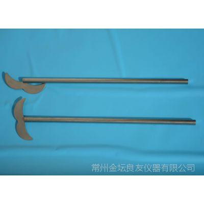 供应JJ-1电动搅拌器搅拌杆 不锈钢电动搅拌器支杆