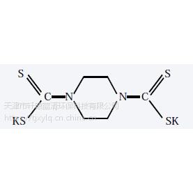 哌嗪-1,4-双二硫代羧酸钾盐 飞灰重金属固化螯合剂