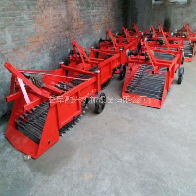 18马力手扶带花生收获机 红薯起挖机 昌吉大型挖药材机械制造单位 木薯挖掘机价格