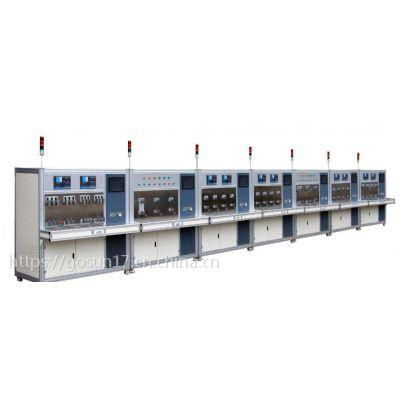 供应广东DELTA智能漏电断路器延时瞬时动作特性试验台 GB16917.1-2014
